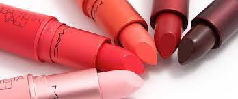What are the different types of lipsticks